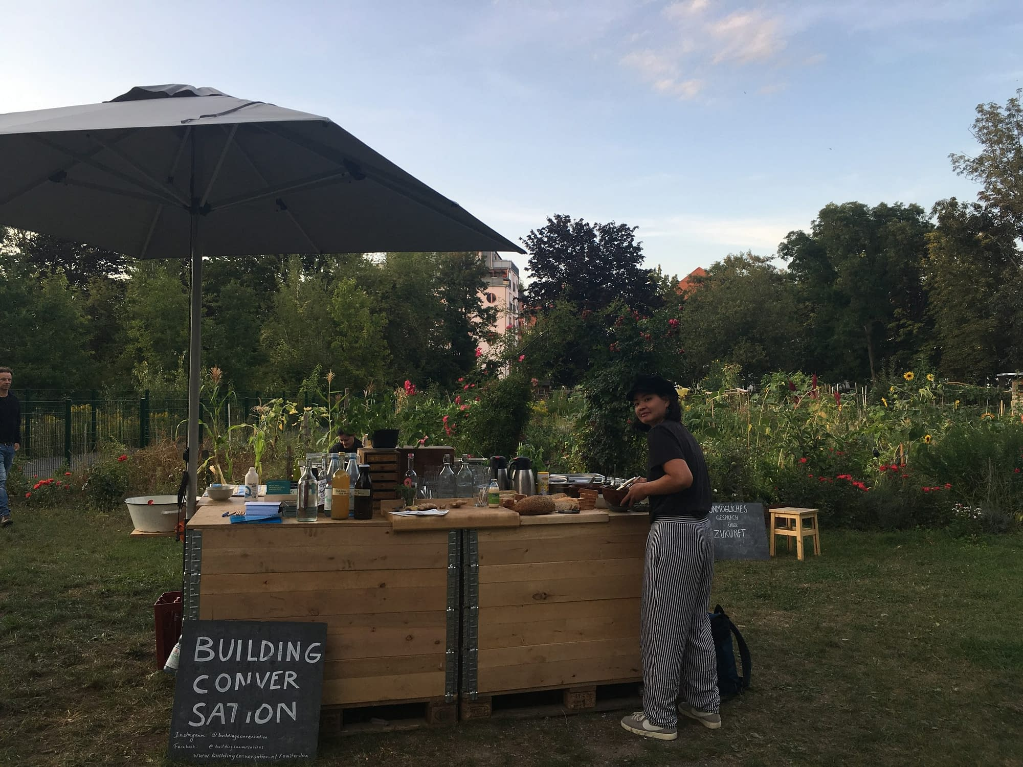 """Catering """"Building Conversations"""" – 07/09/2019"""